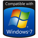 Compatible with Windows Seven